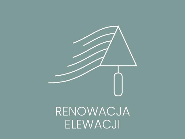 Renowacja elewacji